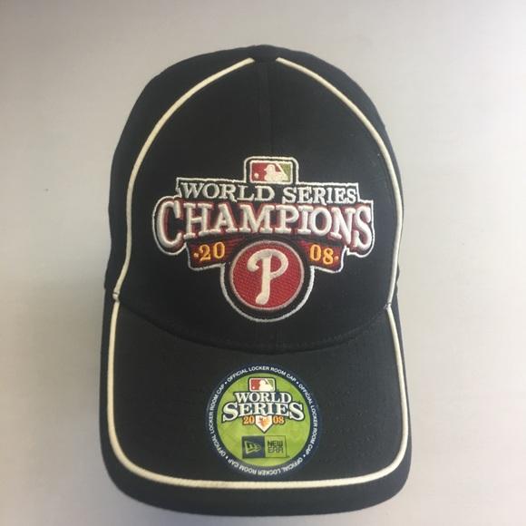 Philadelphia Phillies 2008 World Series Champs Hat